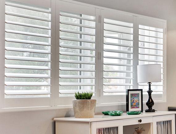 plantation shutters texas heat